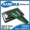 Samsung ddr3 10600 4gb 1333 ram with heat sink 4gb 1600mhz ddr3 ram for desktop at low price