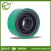 Solid Wheels plain bearing pu wheel in machinery