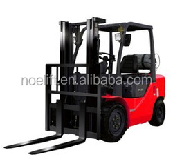 Famous China brand Noelift 3.5T petrol/gas forklift truck, forklift price sell in Peru