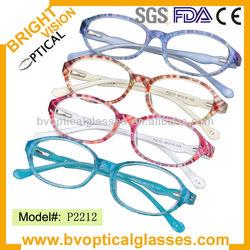 Bright Vision P2212 Fashion colorful kids glasses frames