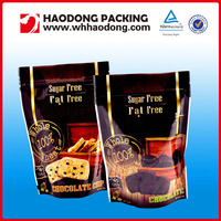 OEM Plastic Bag Packaging For Baked Goods With High Barrier