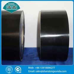 resistant to outdoor weathering. self adhesive self adhesive joint wrap tape for water pipe