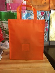Foldable shopping bag from non woven bags manufacturer