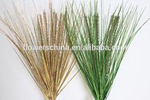Decorative plastic wheat fake wheat artifical wheat for decoration
