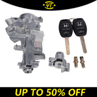 The Best Sales of Full Lock For Honda Accord Odyssey City Fit Crosstour CRV