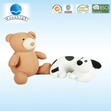 High quality cute bear transform toys double use in 1 microbeads toys