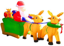 Hot-Selling And Designed Easter Decoration Inflatable Christmas Items