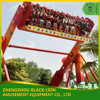 Outdoor Playground Equipment Attractions in China Top Spin