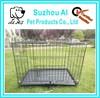 Extra Comfortable Folding Black Large Dog Cages