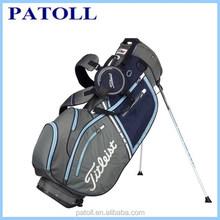 China manufactory custom nylon mini waterproof golf bag