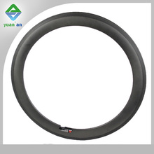 700C ultralight carbon rim 3K or UD tubular road racing bicycle carbon rim jante carbone 60mm