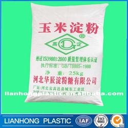 printing pp woven shopping bag made in China