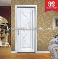 White hotel/office solid wood inter door price
