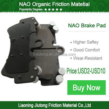 OEM Tundra D1304 new car type part padS brake for Toyota
