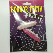 CG-H8004 Halloween teeth horror makeup teeth false vampire teeth