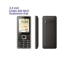 2.4 inch CDMA 800MHZ GSM+CDMA cheap mobile phone with torch camera dual sim dual standby model z28y