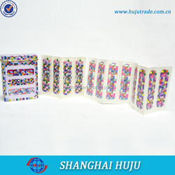Promotional colorful tiger skin wound plaster