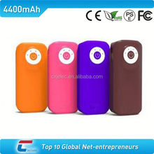 Shenzhen CXJ Top Battery Travelling portable emergency charger for mobile phones