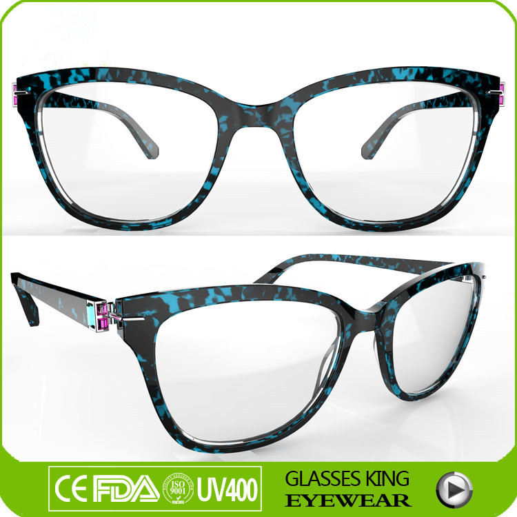 Eyeglass Frames 2015 : 2015 Fashion Eyeglasses Frame Acetate Glasses For Man ...