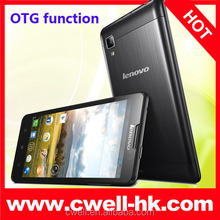 China Original Lenovo P780 Cell Phones Android MTK6589 Quad Core android 4.0 smartphone unlocked