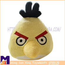 popular kids item love birds stuffed plush bird toys