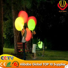 Low Price Hight quality Wedding Decoration latex Led flashing Balloon with CE and ROHS
