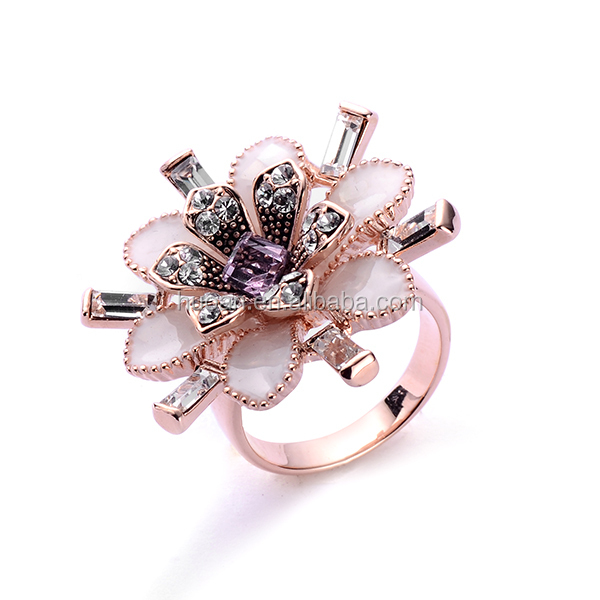 Nep Diamanten Ring Nep Diamanten Ring