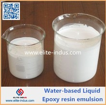 easy to use and storage stability water based liquid epoxy emulsion