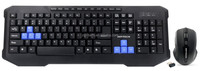 Cheapest 2.4G Wireless Multimedia Keyboard and Mouse Set