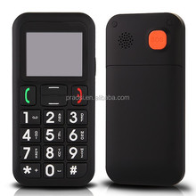 shenzhen original factory cheap senior citizen 3G mobile phone with big button sos