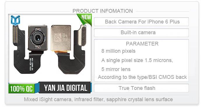 for iphone 6 plus Parameters