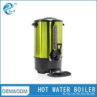 8L-35L Large Stainless Steel Electric Water Jug With Tap