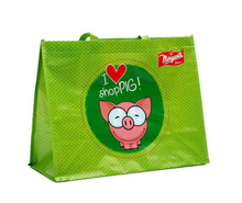 Sedex audit China OEM &ODM Available Reusable Packaging PP Woven Bag