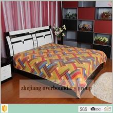 wholesale polyester filling hotel patchwork quilt/duvet/comforter