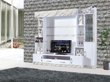 High Quality Living Room Cabinet Wall Units