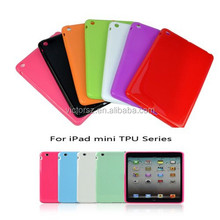 Colorful case for ipad mini ,for ipad mini tpu case