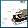 original mobile housing cute belt clip holster case for samsung s6 new design