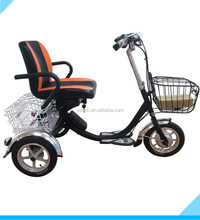 12 inch 48 V 350W electric trike for the old man