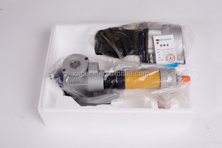 steel strapping tool pneumatic steel tensioner and sealer KTY 32(xjt)05