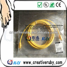 10M Blue/yellow/green/gray CAT5e RJ45 Ethernet Network Lan Cable