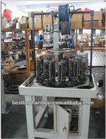 vertical stainless steel wire braiding machine for flexible plumbing hose