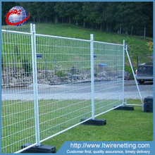 Hot sale Removable garden fence /removable fence post/removable fence panels