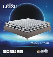 Hot Export Two Side Design Bonnell Spring Hard Foam Full size Mattress