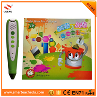 Top Quality Electronic Reading Pen, Story pad For Children, Novel Toy For Children