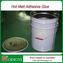 QingYi hot melt glue adhesive