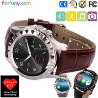 Round design life waterproof smart watch for apple i6