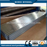 High technology professional manufacture metal roof sheeting
