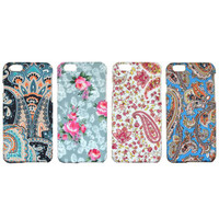 Factory wholesale attractive design case for iphone6, mobile phone cover case for iphone6,for iphone6 pc case
