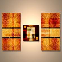 popular moderno abstracto pintado a mano pintura del arte de la decoración