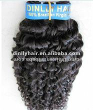 Unprocessed malaysian curly hair designing hair band for you
